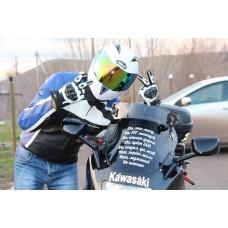 Спойлер для мотоцикла TYPE F